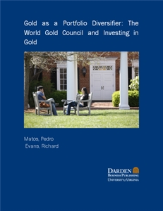 Picture of Gold as a Portfolio Diversifier: The World Gold Council and Investing in Gold