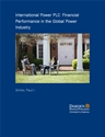 Picture of International Power PLC: Financial Performance in the Global Power Industry